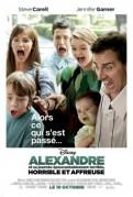 Alexandre et sa journée épouvantablement horrible, terrible et affreuse