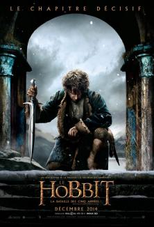 Le hobbit : La bataille des cinq armées 2D D-BOX