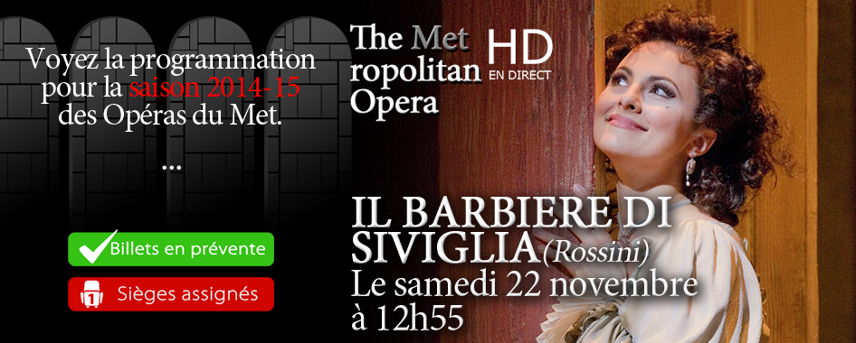 Les Opéras du Met