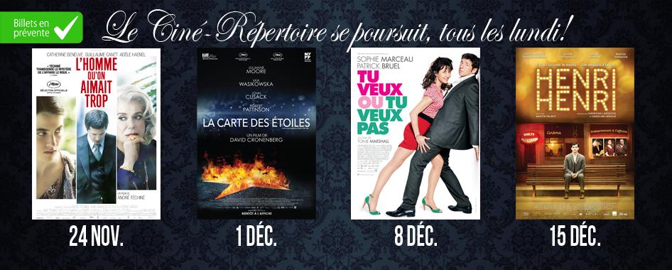 Le Ciné-Répertoire