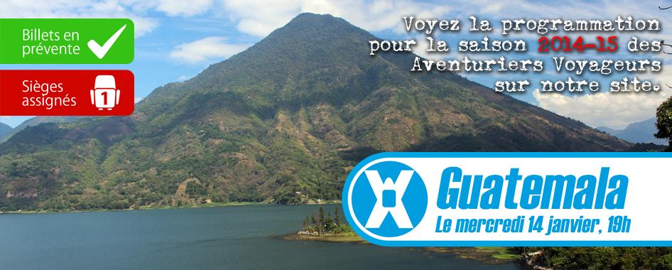 Les Aventuriers Voyageurs Guatemala