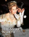 Opéra: The Merry Widow (Lehár) – Nouvelle production