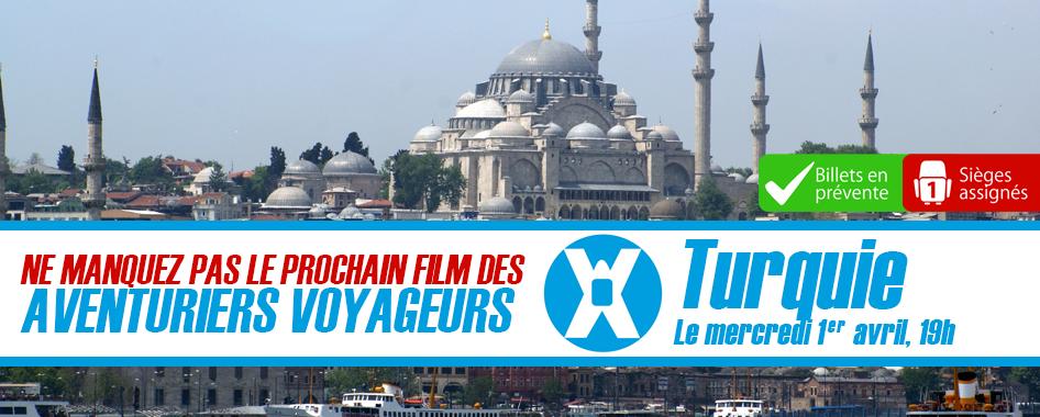 Les Aventuriers Voyageurs: Turquie