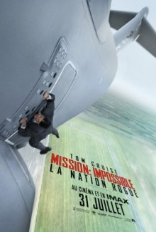 Mission: Impossible – Rogue Nation D-BOX
