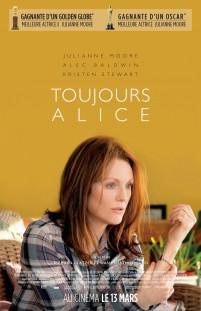 Le ciné-répertoire: Toujours Alice