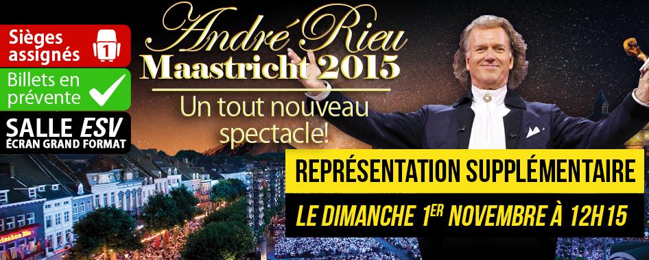 André Rieu – Maastricht 2015