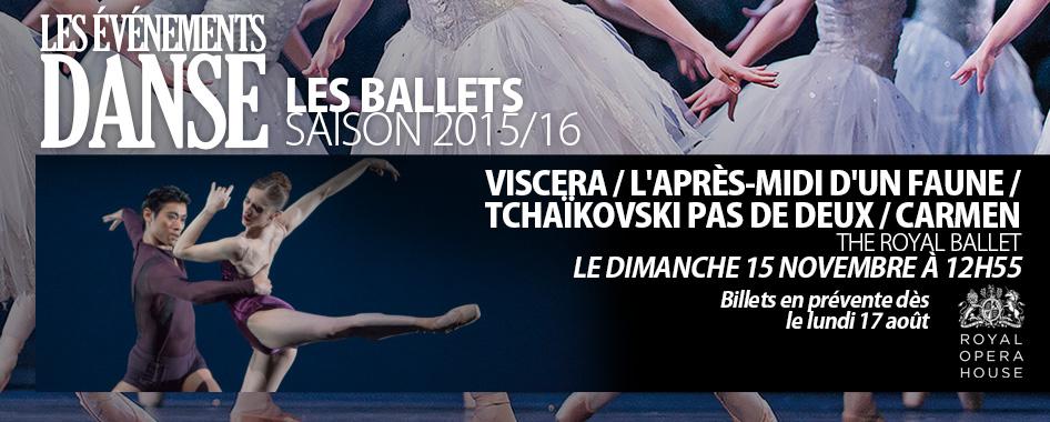 Ballets 3: Viscera