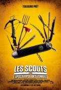 Les scouts et l'apocalypse des zombies