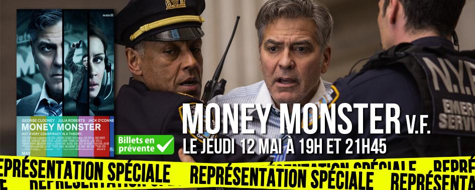 Représentation spéciale: Money Monster v.f.