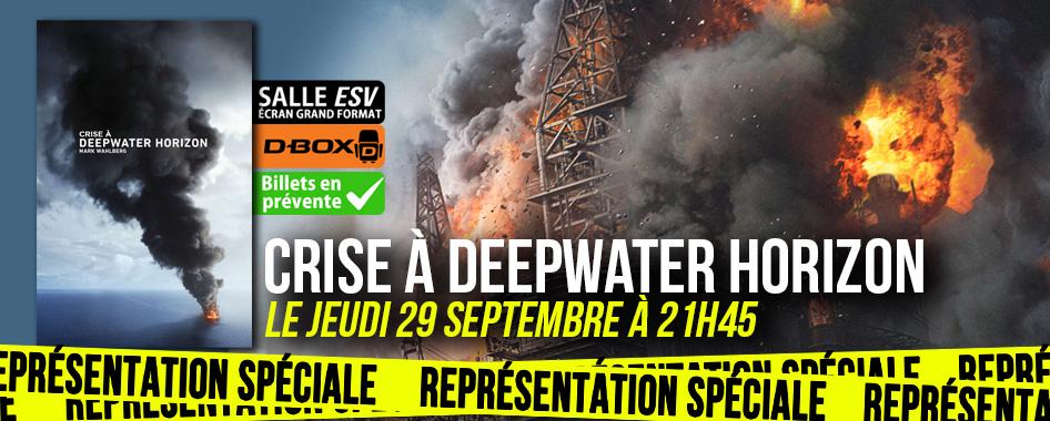 Représentation spéciale: Crise à Deepwater Horizon