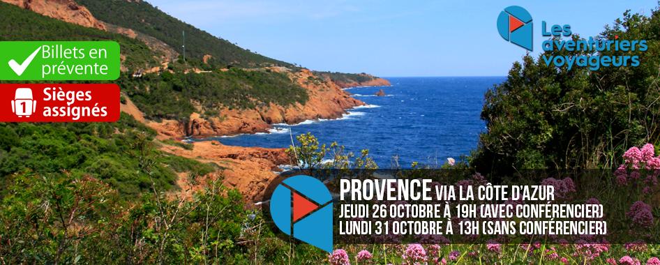 Aventuriers voyageurs: Provence avec