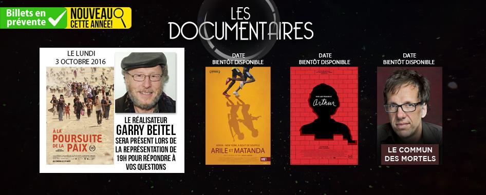 Documentaire – À la poursuite de la paix