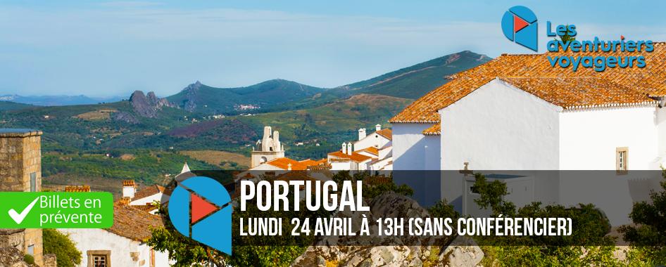 Aventuriers Voyageurs: Portugal sans