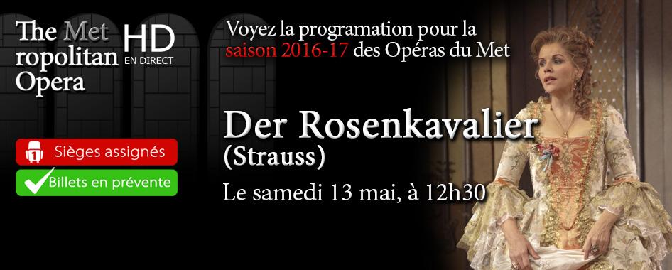Opera: Der Rosenkavalier