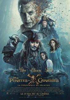 Pirates Des Caraïbes: Les Morts Ne Racontent Pas D'histoires (3D et 2D)