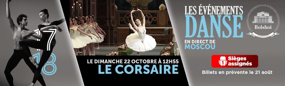 6 – Ballet – Le Corsaire