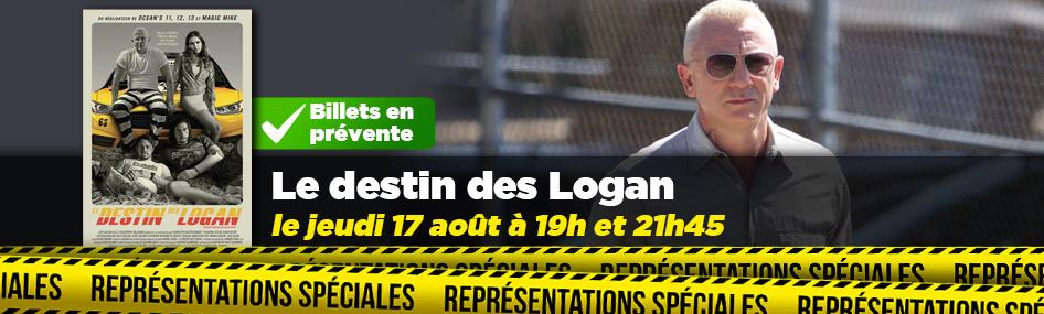 7 – Rs – Destin des Logan
