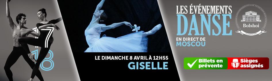 12- Giselle – Ballet