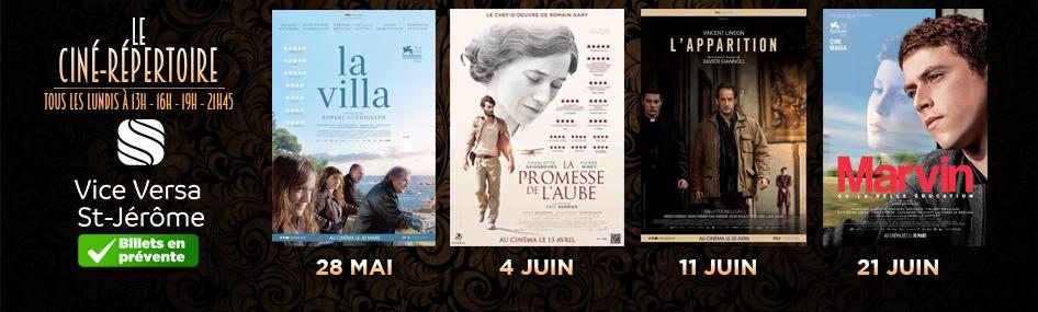 24 – Ciné-répertoire