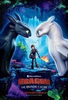 Dragon : Le monde caché (2D et 3D)