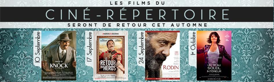 11 – Ciné-répertoire