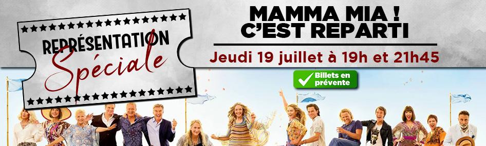 45 – Représentation spéciale – Mamma Mia! C'est reparti