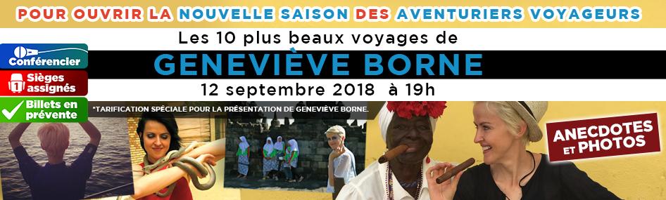 50 – Geneviève Borne