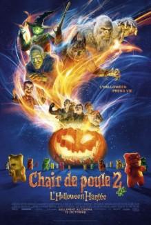 Chair de poule 2 : L'halloween hantée