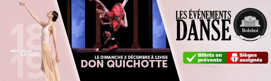 12 – Ballet – Don Quichotte