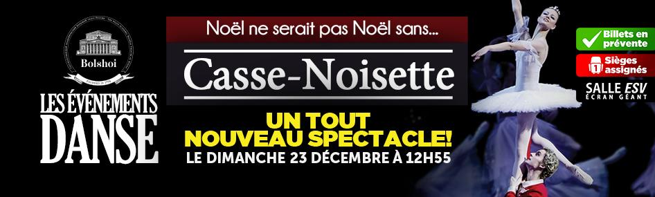 100 – Ballet – Casse-noisette