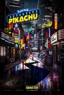 Détective Pikachu VF (2D et 3D)