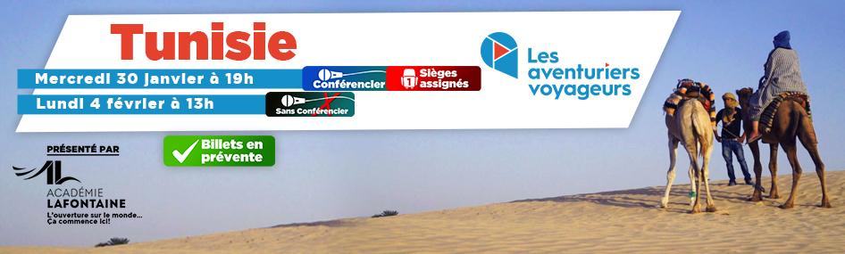7 – Aventuriers voyageurs – Tunisie AVEC