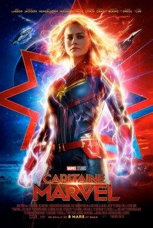 Capitaine Marvel V.F. (2D et 3D)