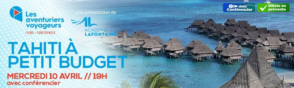 7 – Aventuriers voyageurs – Tahiti avec