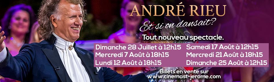 5 – André Rieu – Et si on dansait ?