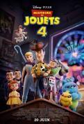 Histoire de jouets 4 (2D et 3D)
