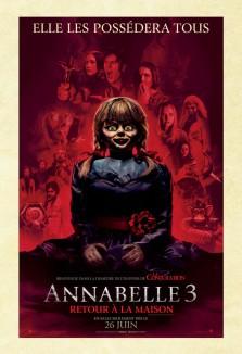 Annabelle 3 : Le retour à la maison