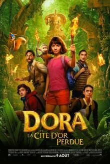 Dora et la cité d'or perdue