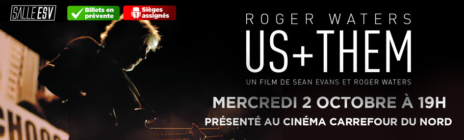 14 – Roger Waters US + THEM