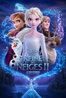 La reine des neiges 2 (2D et 3D)