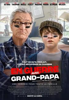 En guerre avec grand-papa