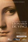 Une Nuit au Louvre : Leonard de Vinci