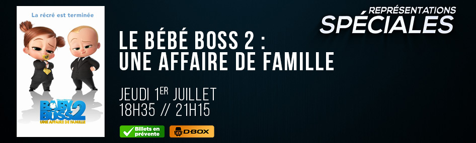339 – Baby boss -, 1 er juillet